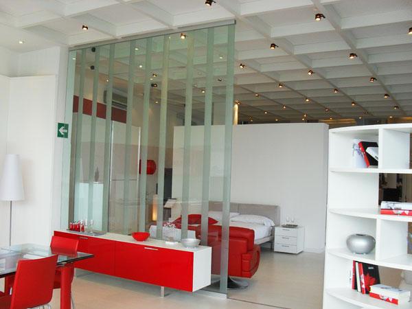 Pareti in Vetro Lombardia – Vetrate in ferro per terrazzi balconi ...