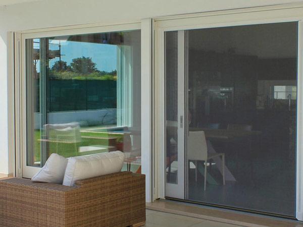 Zanzariere per finestre lombardia avvolgibili scorrevoli - Zanzariere mobili per finestre ...